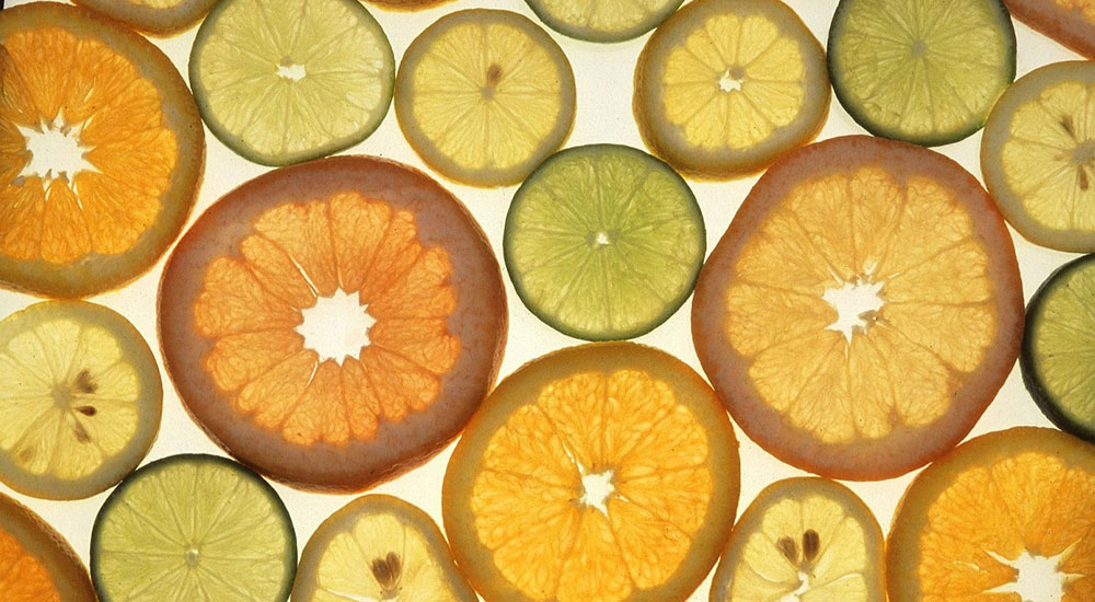 citrus and teeth